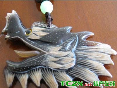 海口牛角雕