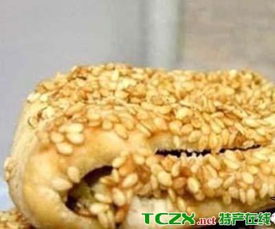 津津乐老槐树烧饼