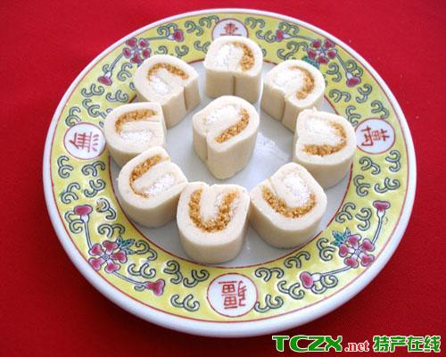 芸豆卷豌豆黄