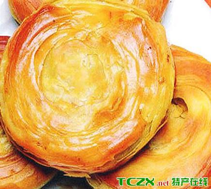 半圪塔酥饼子