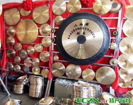 长治铜乐器