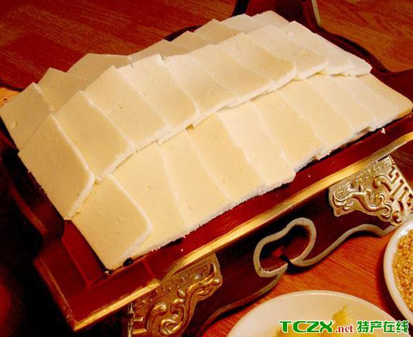 内蒙古奶豆腐