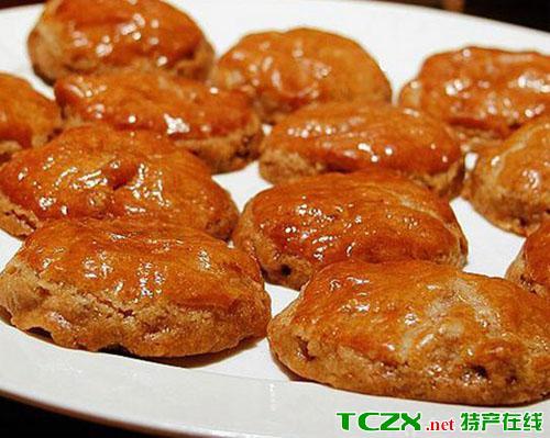 香港鸡仔饼