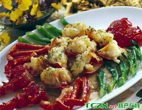 香港中西龙虾