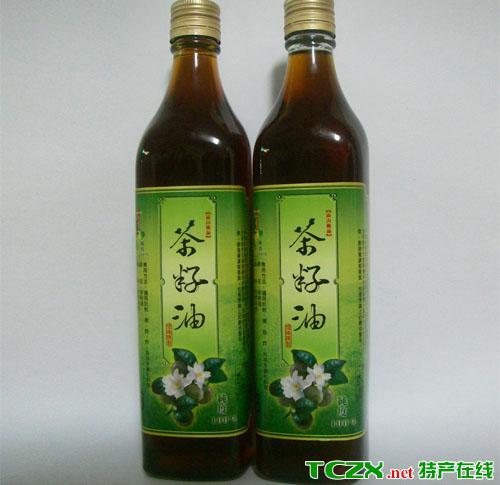 草岭苦茶油