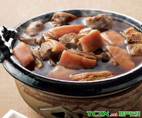 冈山三宝(羊肉)