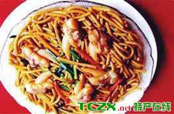 黄蚬炒米叉子