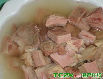 清炖原汁牛肉