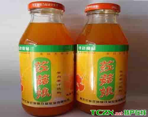 红菇娘果汁