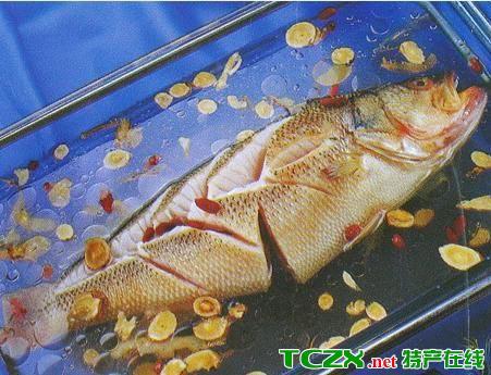 松江四鳃鲈鱼汤