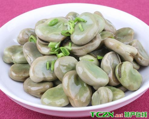 嘉定白蚕豆