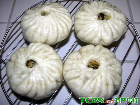 上海素菜包