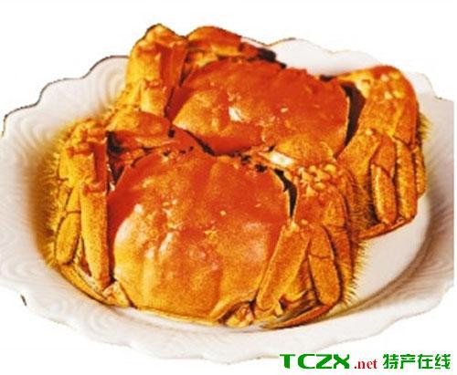 上海清蒸大闸蟹