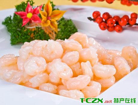 水晶河虾仁