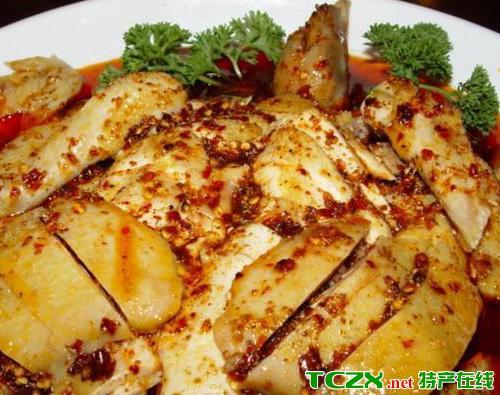 刘庄麻辣鸡