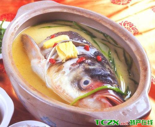 金牛湖砂锅鱼头