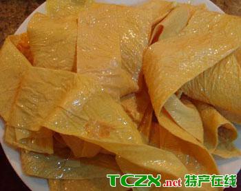 永康豆腐皮