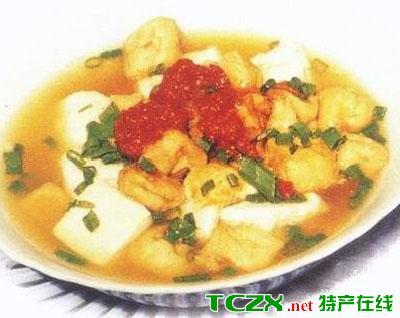 豆腐干煮镬