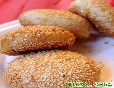 徽州火炉饼