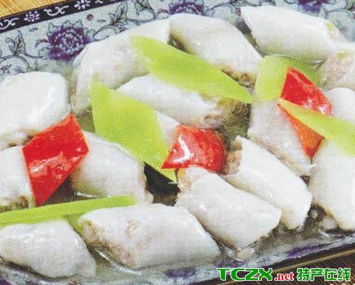 象山鱼包肉