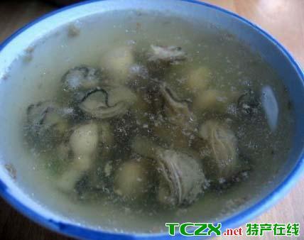 涵江海蛎汤