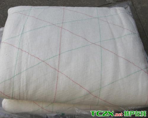 睡莲棉被胎