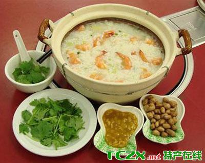 诏安沙锅粥