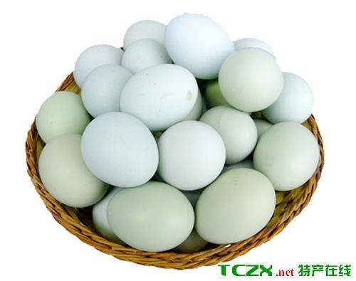 梅列绿壳蛋