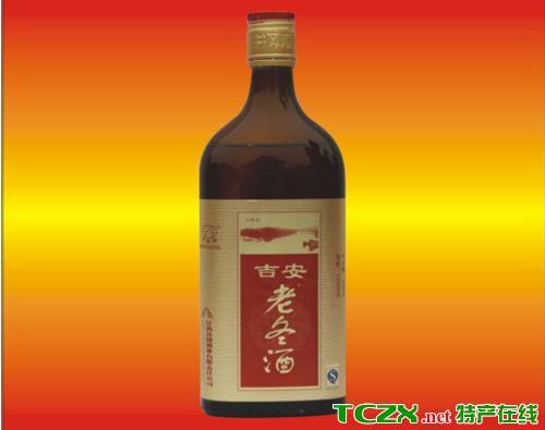 吉安老冬酒