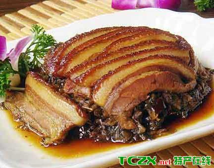 江陵千张肉