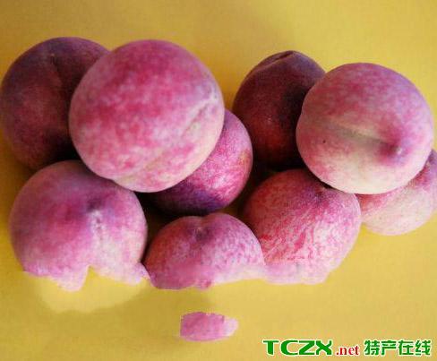 广水胭脂红鲜桃