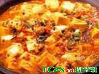 英山灌肠豆腐