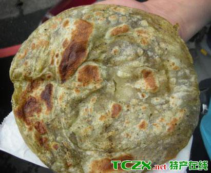 南漳香椿饼