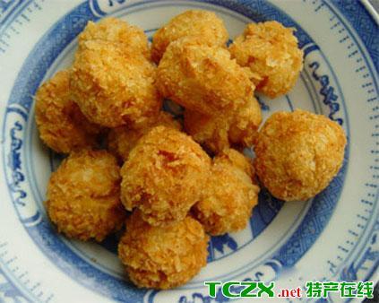 邵东炸虾球