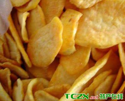 香酥红薯片