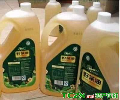 穗丰精品茶油
