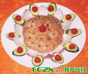 零陵莲蓬肉