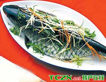 冷水滩竹鱼