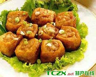 村姑油豆腐
