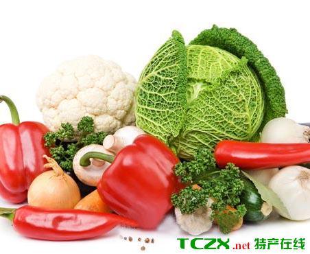 广兴洲蔬菜