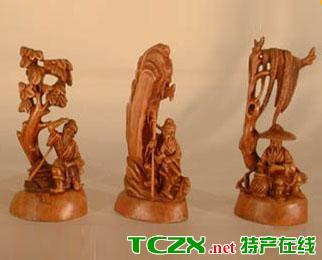 连平木雕工艺