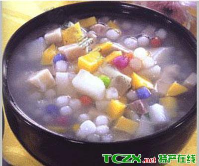 阳西番薯粥