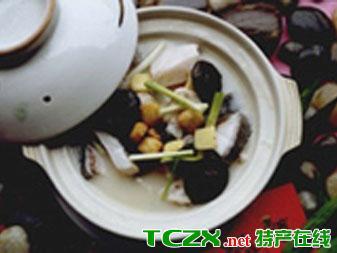 焖煲大石斑鱼