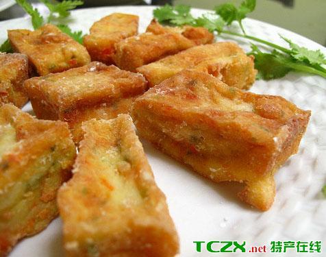 榕城脆皮豆腐