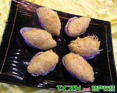 鱼峰蜂巢香芋角
