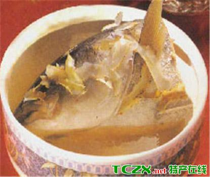 漓江鱼头酸笋汤