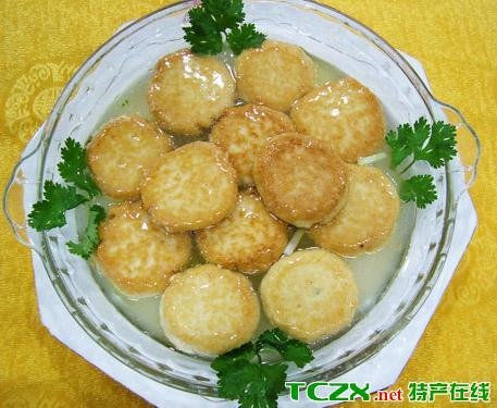 凤山豆腐圆