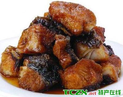 瑶寨五香熏鱼