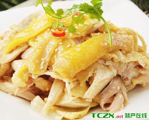 东江盐锔鸡