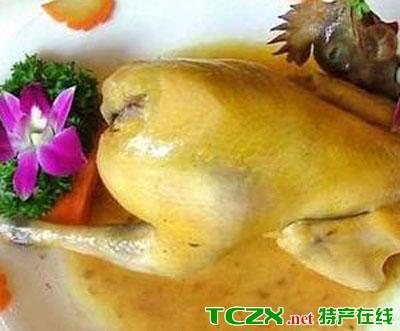 海南锔子鸡